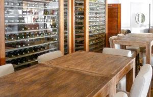 Réaménagement du restaurant le Lido de Toulon