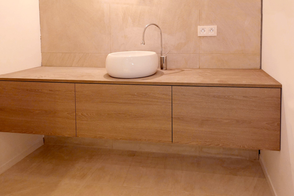 Mobilier de salle de bains